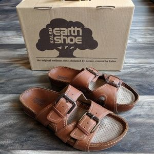 Also Earth Shoe Sandals